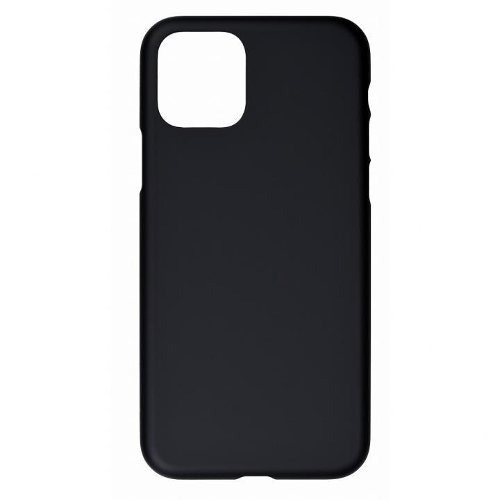 iPhone 11 Pro ケース パワーサポート Air Jacket ラバーブラック iPhone 11 Pro_0