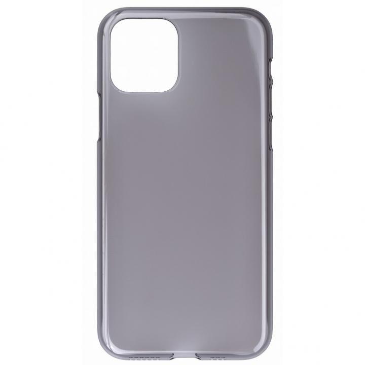 iPhone 11 Pro ケース パワーサポート Air Jacket クリアブラック iPhone 11 Pro_0