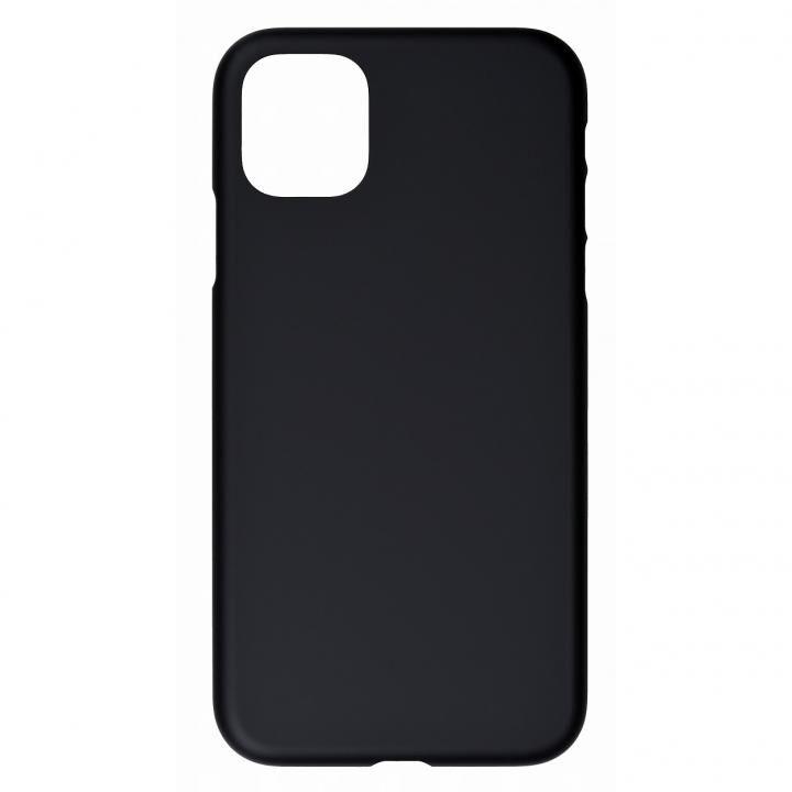 iPhone 11 ケース パワーサポート Air Jacket ラバーブラック iPhone 11_0