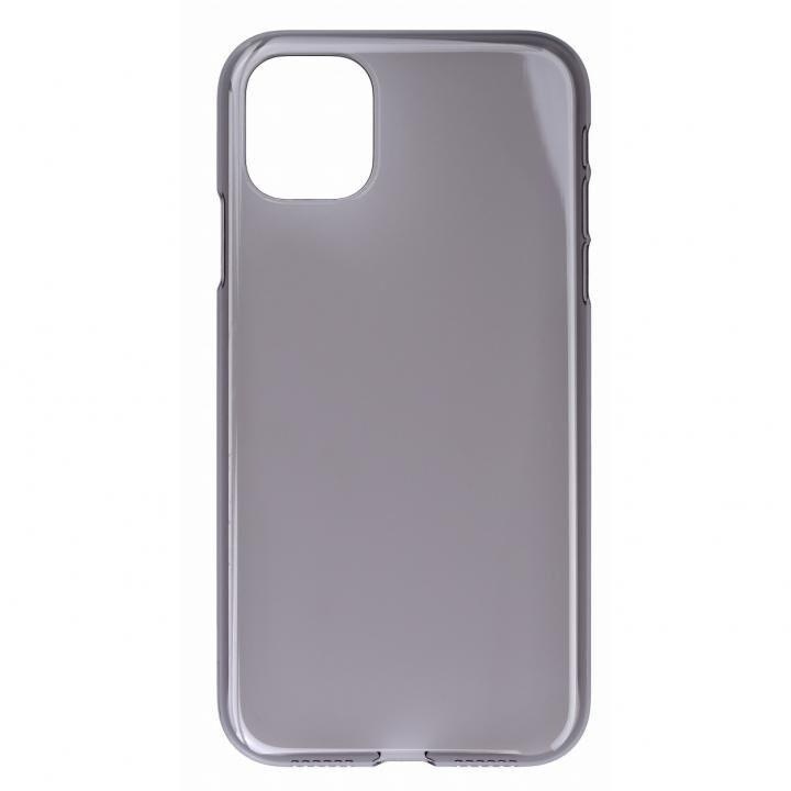 iPhone 11 ケース パワーサポート Air Jacket クリアブラック iPhone 11_0