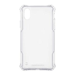 ZEROSHOCK 耐衝撃吸収ケース スタンダード インビジブルクリア iPhone XS Max