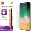 保護フィルム スムースタッチ/反射防止 iPhone XS/X