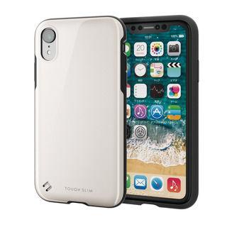 TOUGH SLIM2 2トーンカラーケース ホワイト iPhone XR