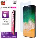 保護フィルム スムースタッチ/反射防止 iPhone XR
