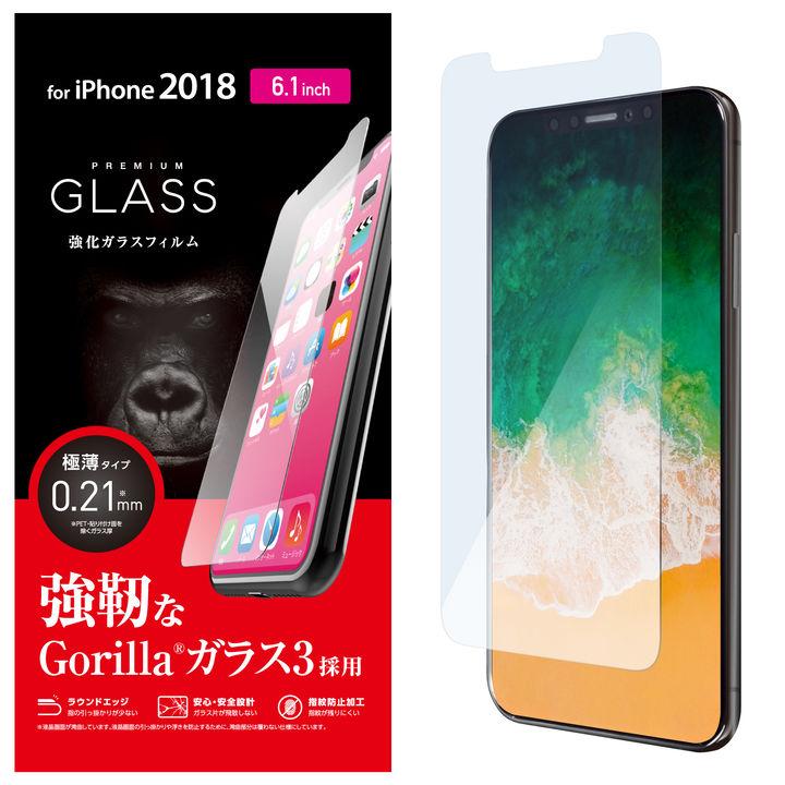 iPhone XR フィルム 強化ガラス ゴリラ iPhone XR_0