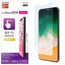 保護フィルム スムースタッチ/光沢 iPhone XR