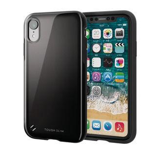 TOUGH SLIM2 2トーンカラーケース ブラック iPhone XR