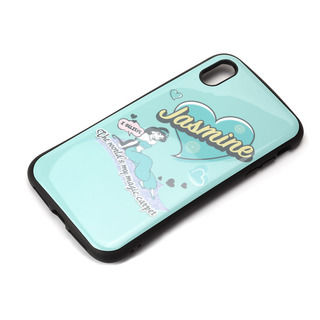 【iPhone XS Maxケース】Premium Style ハイブリッドタフケース ジャスミン iPhone XS Max