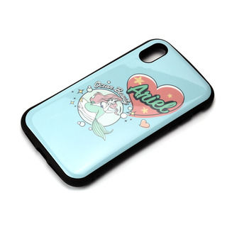 【iPhone XRケース】Premium Style ハイブリッドタフケース アリエル iPhone XR
