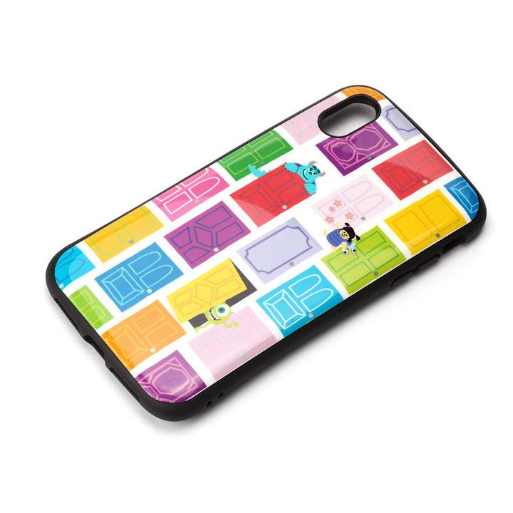 iPhone XS Max ケース Premium Style ハイブリッドタフケース モンスターズ・インク/ホワイト iPhone XS Max_0