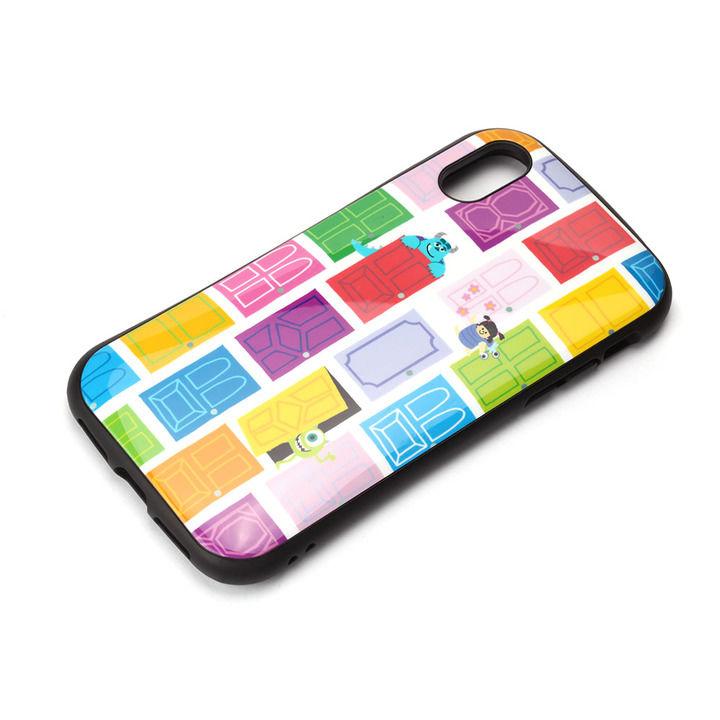 iPhone XS/X ケース Premium Style ハイブリッドタフケース モンスターズ・インク/ホワイト iPhone XS/X_0