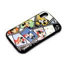 Premium Style ハイブリッドタフケース ミッキーマウス/フィルム iPhone XR