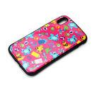 Premium Style ハイブリッドタフケース モンスターズ・インク/ピンク iPhone XS Max