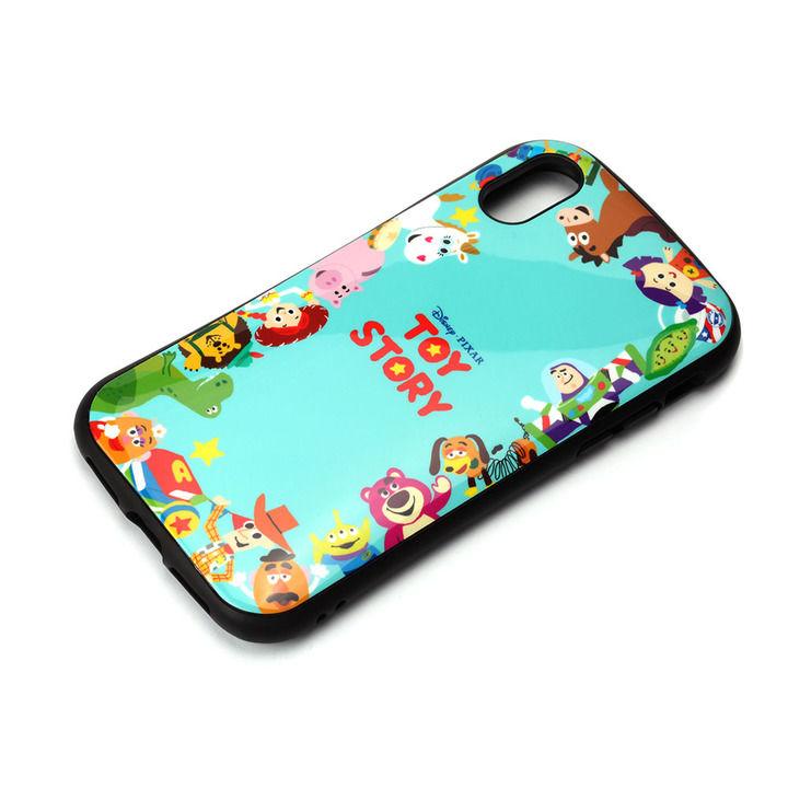 iPhone XS/X ケース Premium Style ハイブリッドタフケース トイ・ストーリー/グリーン iPhone XS/X_0