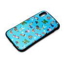 Premium Style ハイブリッドタフケース トイ・ストーリー/ブルー iPhone XS Max