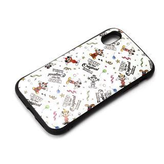 iPhone XR ケース Premium Style ハイブリッドタフケース ミッキーマウス/ホワイト iPhone XR
