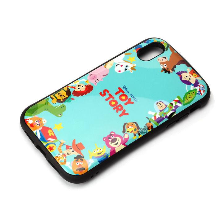 iPhone XR ケース Premium Style ハイブリッドタフケース トイ・ストーリー/グリーン iPhone XR_0