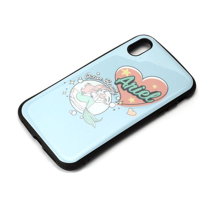【iPhone XS Maxケース】Premium Style ハイブリッドタフケース アリエル iPhone XS Max_0