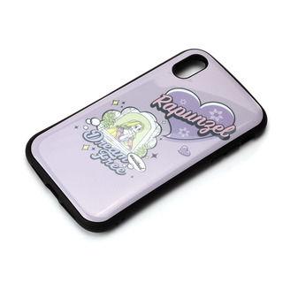 【iPhone XRケース】Premium Style ハイブリッドタフケース ラプンツェル iPhone XR