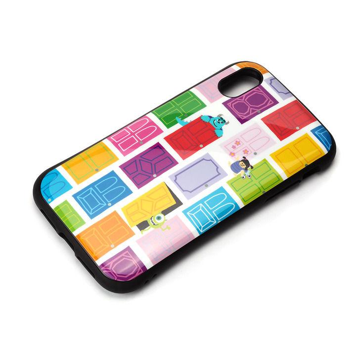 iPhone XR ケース Premium Style ハイブリッドタフケース モンスターズ・インク/ホワイト iPhone XR_0