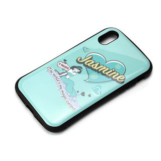 iPhone XR ケース Premium Style ハイブリッドタフケース ジャスミン iPhone XR