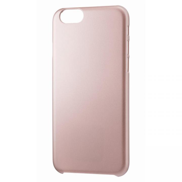 iPhone6s/6 ケース ラバーケース ピンクゴールド iPhone 6s/6_0