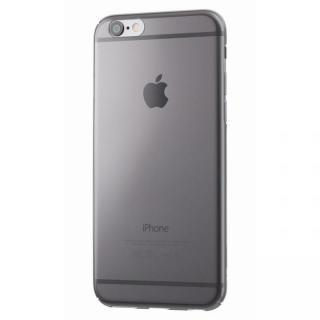 極薄クリアハードケースEQUAL ultrathin ブラック iPhone 6s/6
