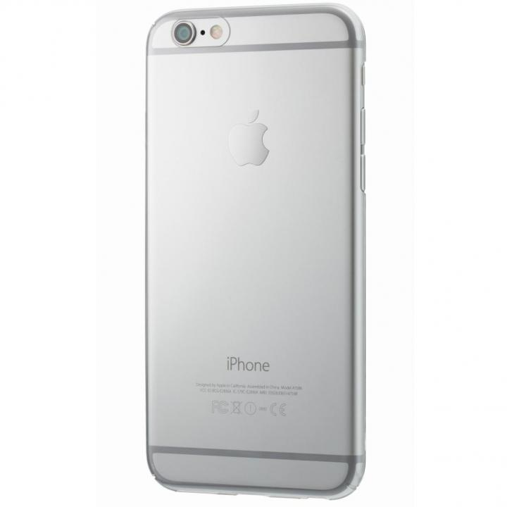 極薄クリアハードケースEQUAL ultrathin クリア iPhone 6s/6
