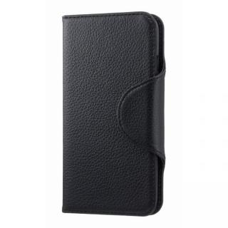 iPhone6s/6 ケース 本革手帳型ケース EQUAL folio ブラック iPhone 6s/6
