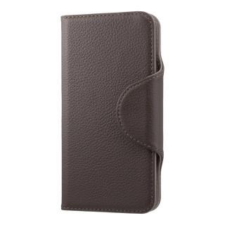 iPhone6s/6 ケース 本革手帳型ケース EQUAL folio モカ iPhone 6s/6