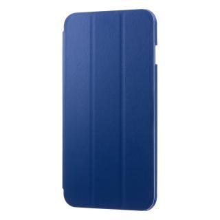 iPhone6s Plus/6 Plus ケース スタンド機能付き手帳型ケース EQUAL fold ネイビーブルー iPhone 6s Plus/6 Plus
