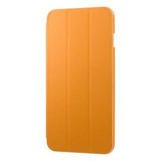 スタンド機能付き手帳型ケース EQUAL fold キャメルカラー iPhone 6s Plus/6 Plus