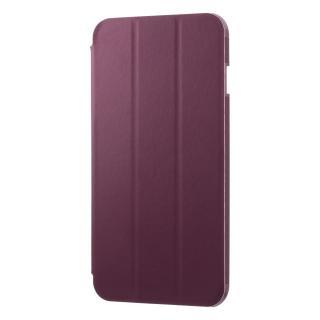 iPhone6s Plus/6 Plus ケース スタンド機能付き手帳型ケース EQUAL fold マルーン iPhone 6s Plus/6 Plus