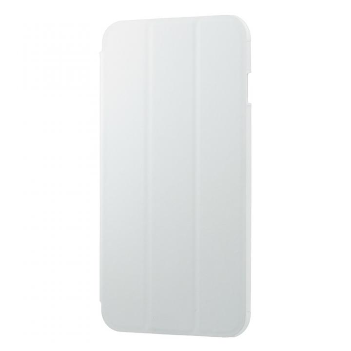 iPhone6s Plus/6 Plus ケース スタンド機能付き手帳型ケース EQUAL fold ホワイト iPhone 6s Plus/6 Plus_0