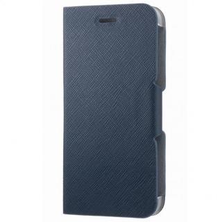 iPhone6s/6 ケース スタンド機能付き手帳型ケース ネイビー iPhone 6s/6