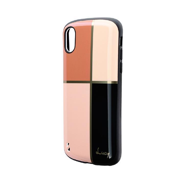 iPhone XS/X ケース 耐衝撃ハイブリッドケース「PALLET Katie」 パターンA iPhone XS/X_0