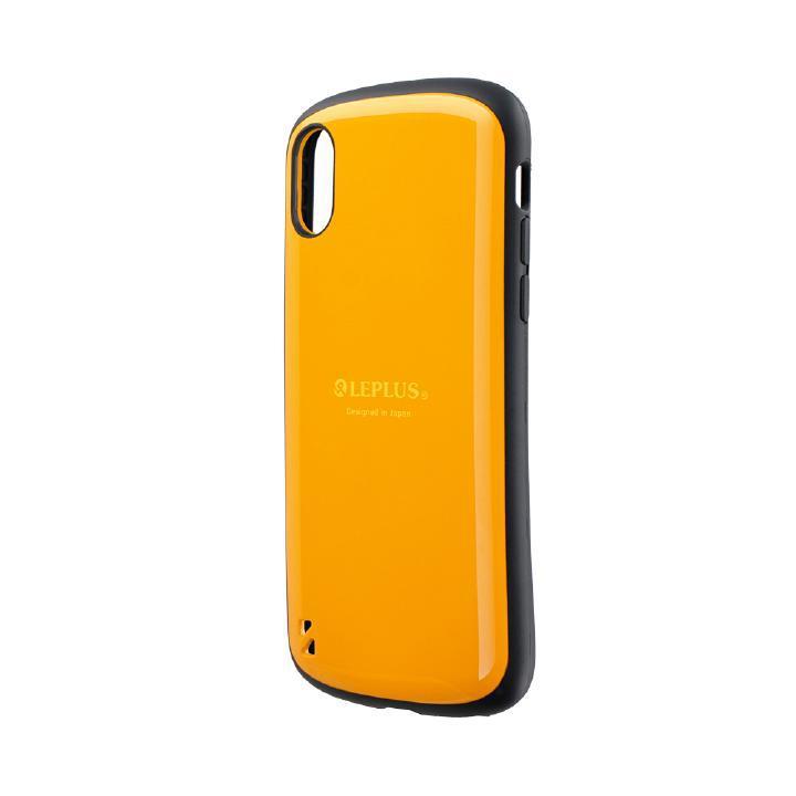 iPhone XS/X ケース 耐衝撃ハイブリッドケース「PALLET」 オレンジ iPhone XS/X_0