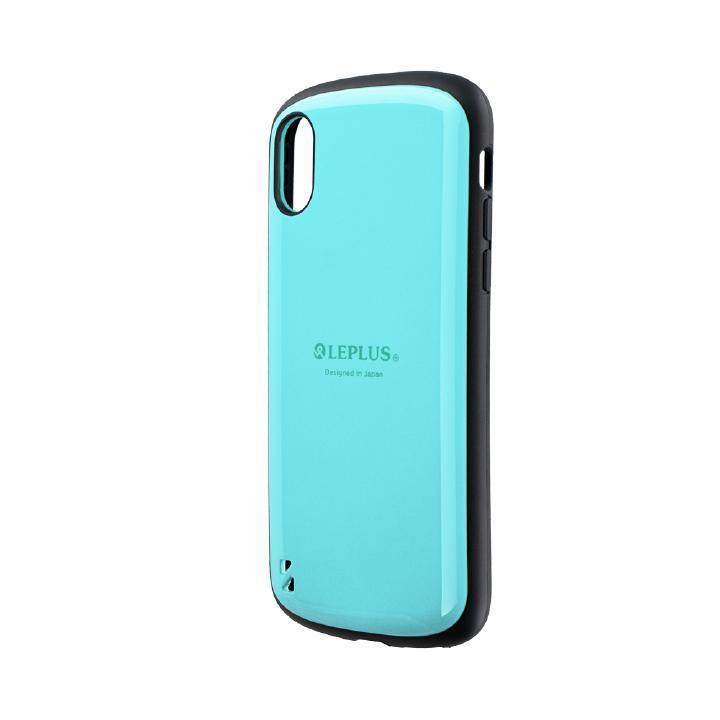 iPhone XS/X ケース 耐衝撃ハイブリッドケース「PALLET」 ミントグリーン iPhone XS/X_0