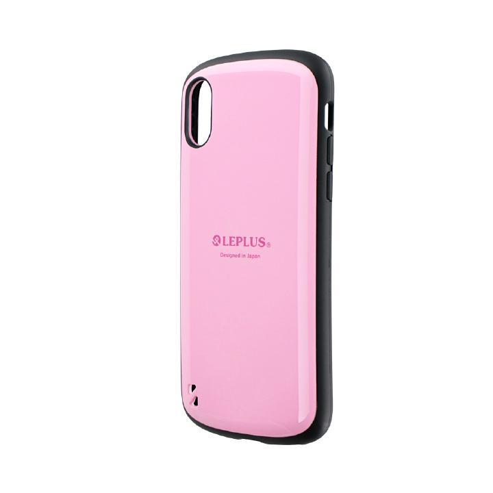 iPhone XS/X ケース 耐衝撃ハイブリッドケース「PALLET」 ピンク iPhone XS/X_0