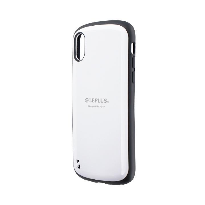 iPhone XS/X ケース 耐衝撃ハイブリッドケース「PALLET」 ホワイト iPhone XS/X_0