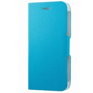 iPhone6s/6 ケース スタンド機能付き手帳型ケース ターコイズ iPhone 6s/6