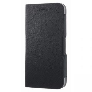 iPhone6s Plus/6 Plus ケース スタンド機能付き手帳型ケース ブラック iPhone 6s Plus/6 Plus