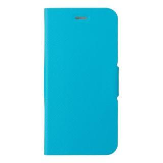 スタンド機能付き手帳型ケース ターコイズ iPhone 6s Plus/6 Plus