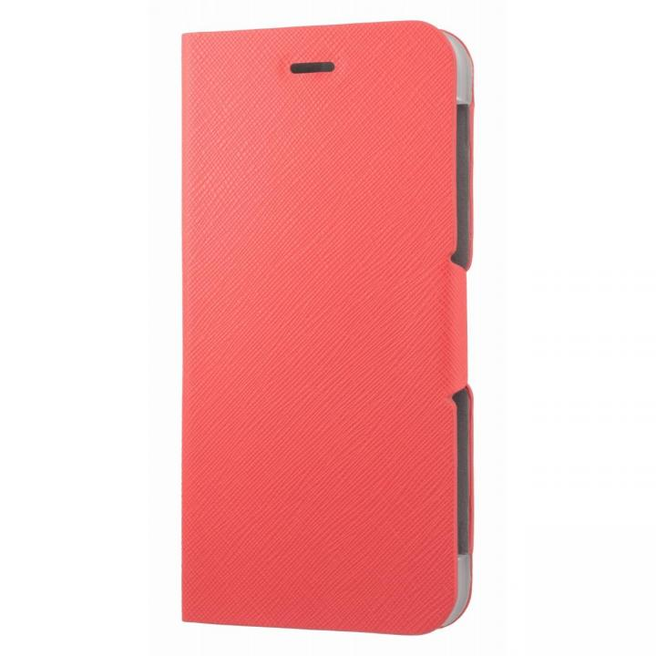 【iPhone6s Plus/6 Plusケース】スタンド機能付き手帳型ケース レッド iPhone 6s Plus/6 Plus_0
