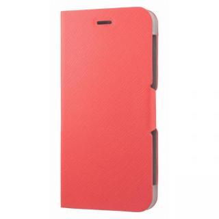 【iPhone6s Plus/6 Plusケース】スタンド機能付き手帳型ケース レッド iPhone 6s Plus/6 Plus