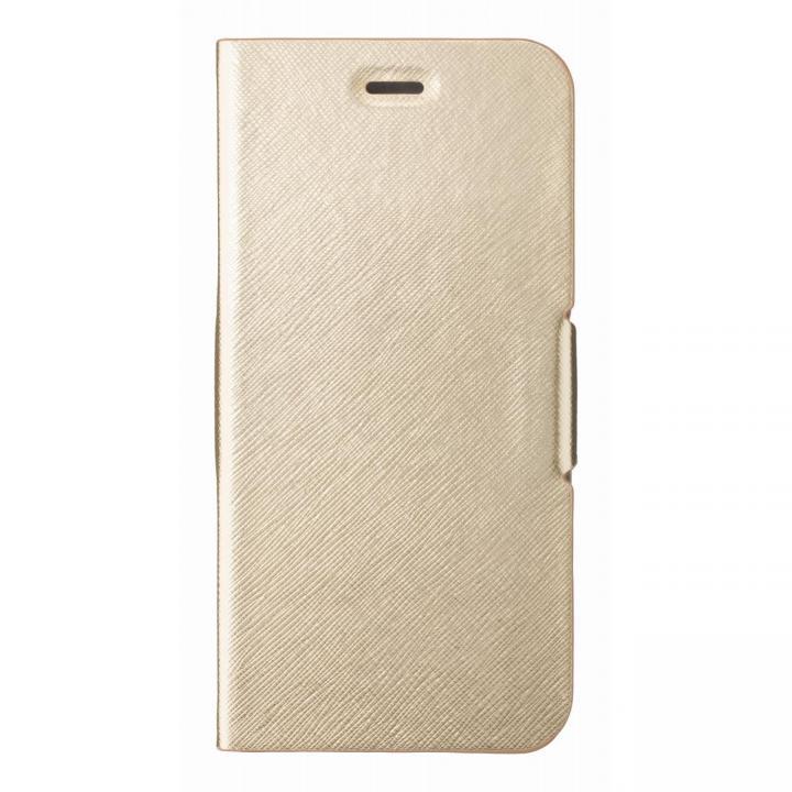iPhone6s Plus/6 Plus ケース スタンド機能付き手帳型ケース ゴールド iPhone 6s Plus/6 Plus_0