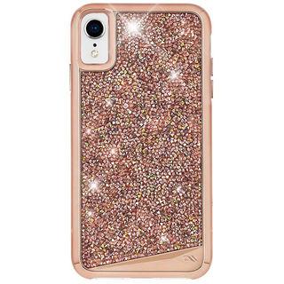 【iPhone XS Maxケース】Case-Mate Brilliance ワイヤレス充電対応 水晶石ケース pink iPhone XS Max