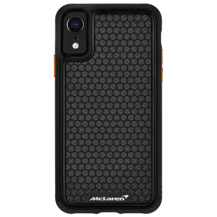 Case-Mate McLaren コラボケース black iPhone XR【10月上旬】