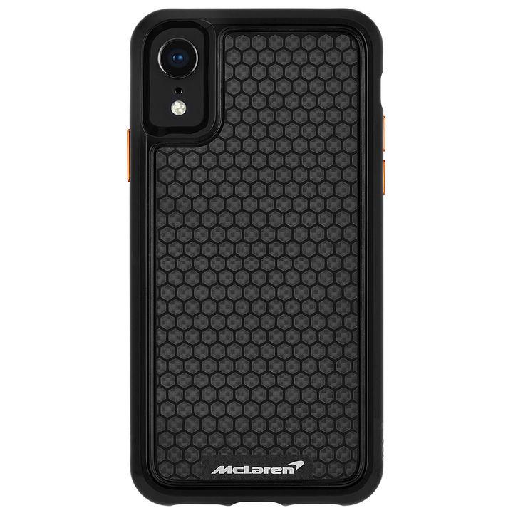 iPhone XR ケース Case-Mate McLaren コラボケース black iPhone XR_0