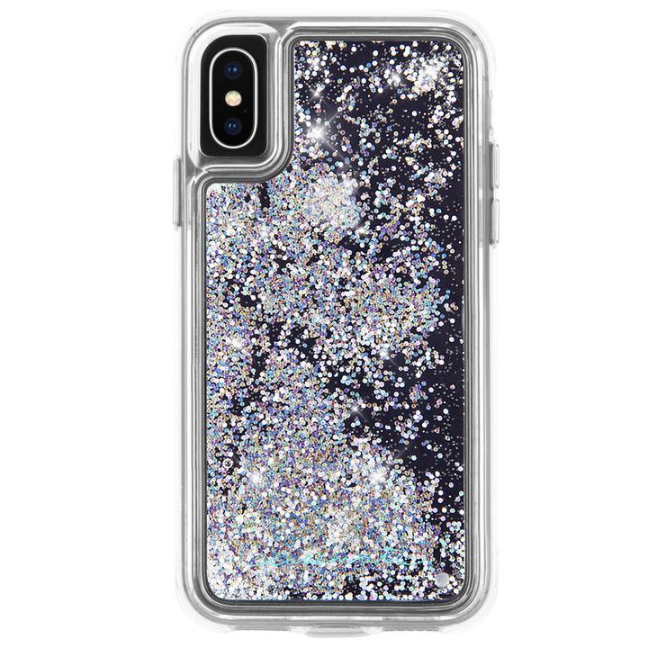 iPhone XS/X ケース Case-Mate Waterfall ケース Iridescent iPhone XS/X_0